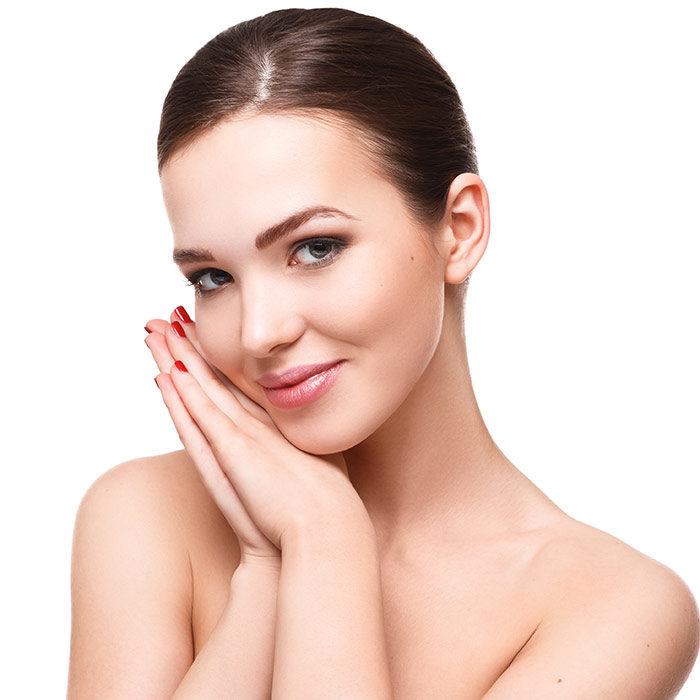Laserowe odmładzanie twarzy, szyi czy dłoni