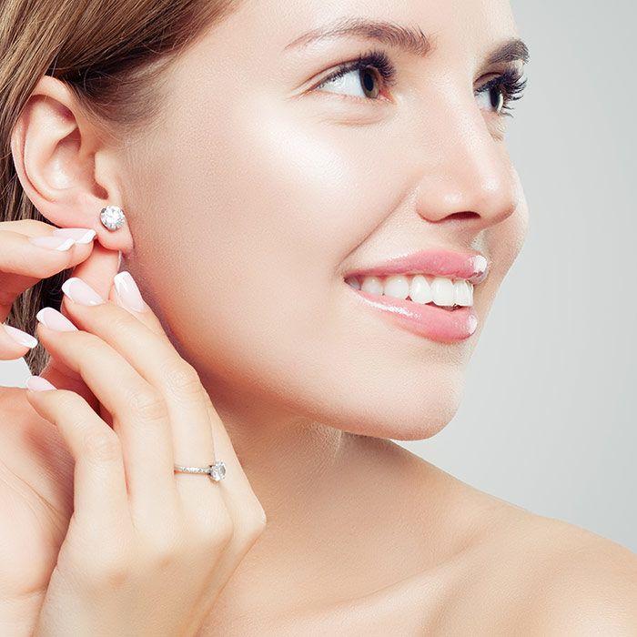 Przekłuwanie uszu Katowice